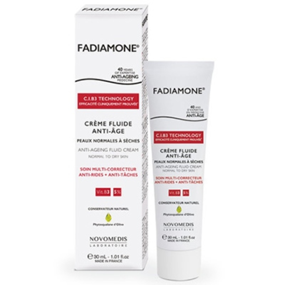 prix de fadiamone creme fluide anti age 30ml. Black Bedroom Furniture Sets. Home Design Ideas