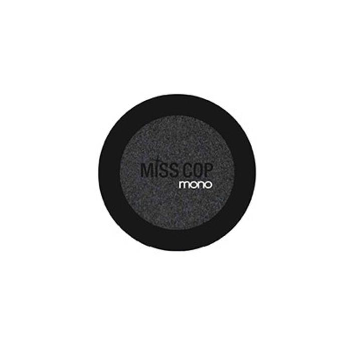Fard à paupières 12 noir magnétique Miss cop-203821