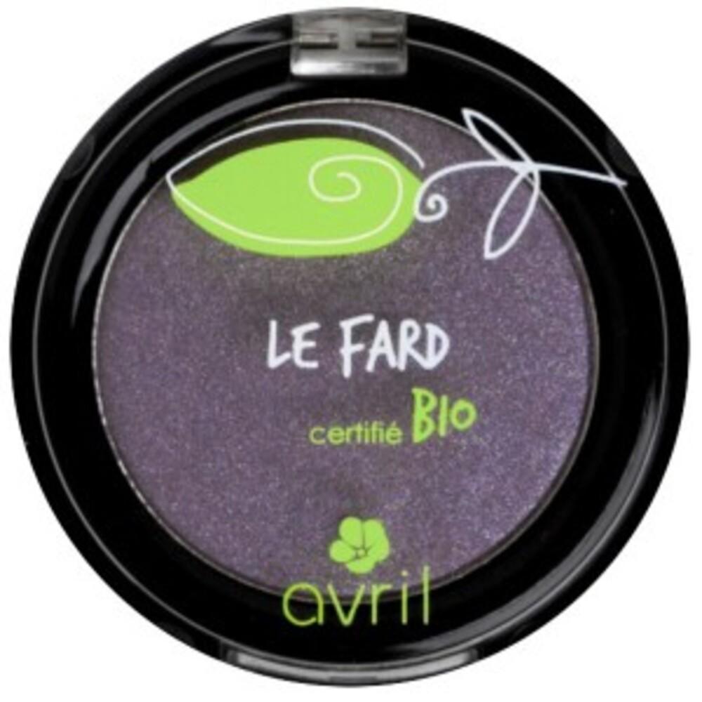 Fard à paupières vendange bio - 2.5 g - fards à paupières - avril -139480