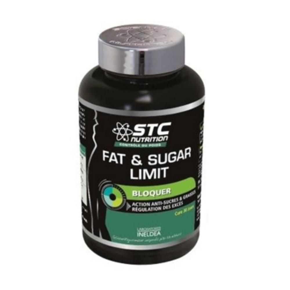 Fat & Sugar Limit - 90.0 unites - Stc Nutrition -11358