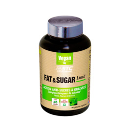 Fat & sugar limit - 90.0 unites - stc nutrition -11358