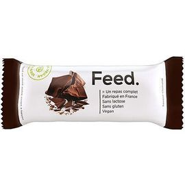 Feed barre repas complet chocolat 400kcal 100g - feed -222076