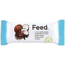 Feed barre repas complet noix de coco chocolat 433kcal 100g - feed -222062