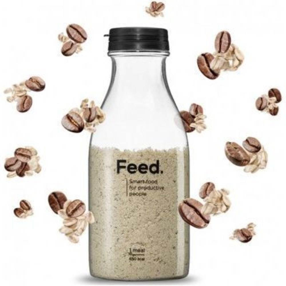 Feed boisson repas complet café 651kcal 150g - feed -222078