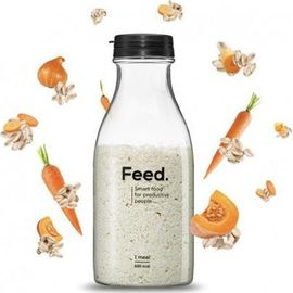 Feed boisson repas complet carottes et potiron 650kcal 150g - feed -222079
