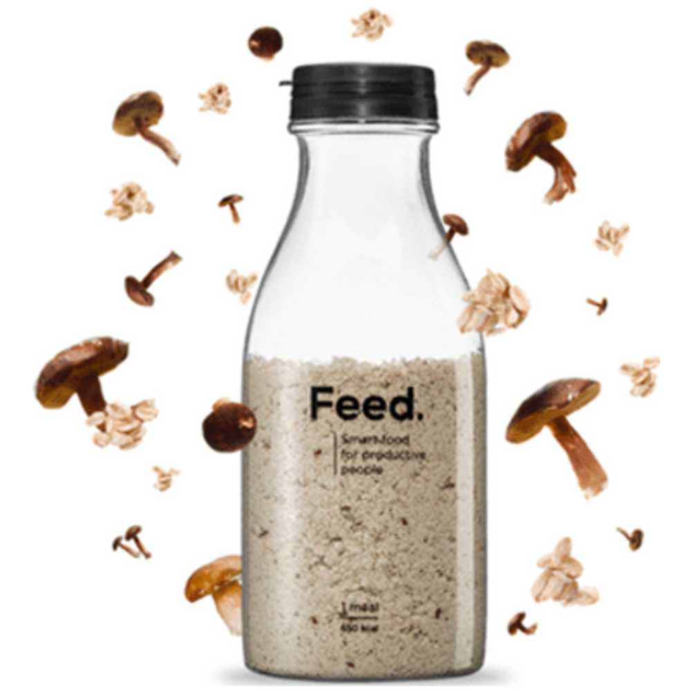 Feed boisson repas complet cèpes 649kcal - feed -222063