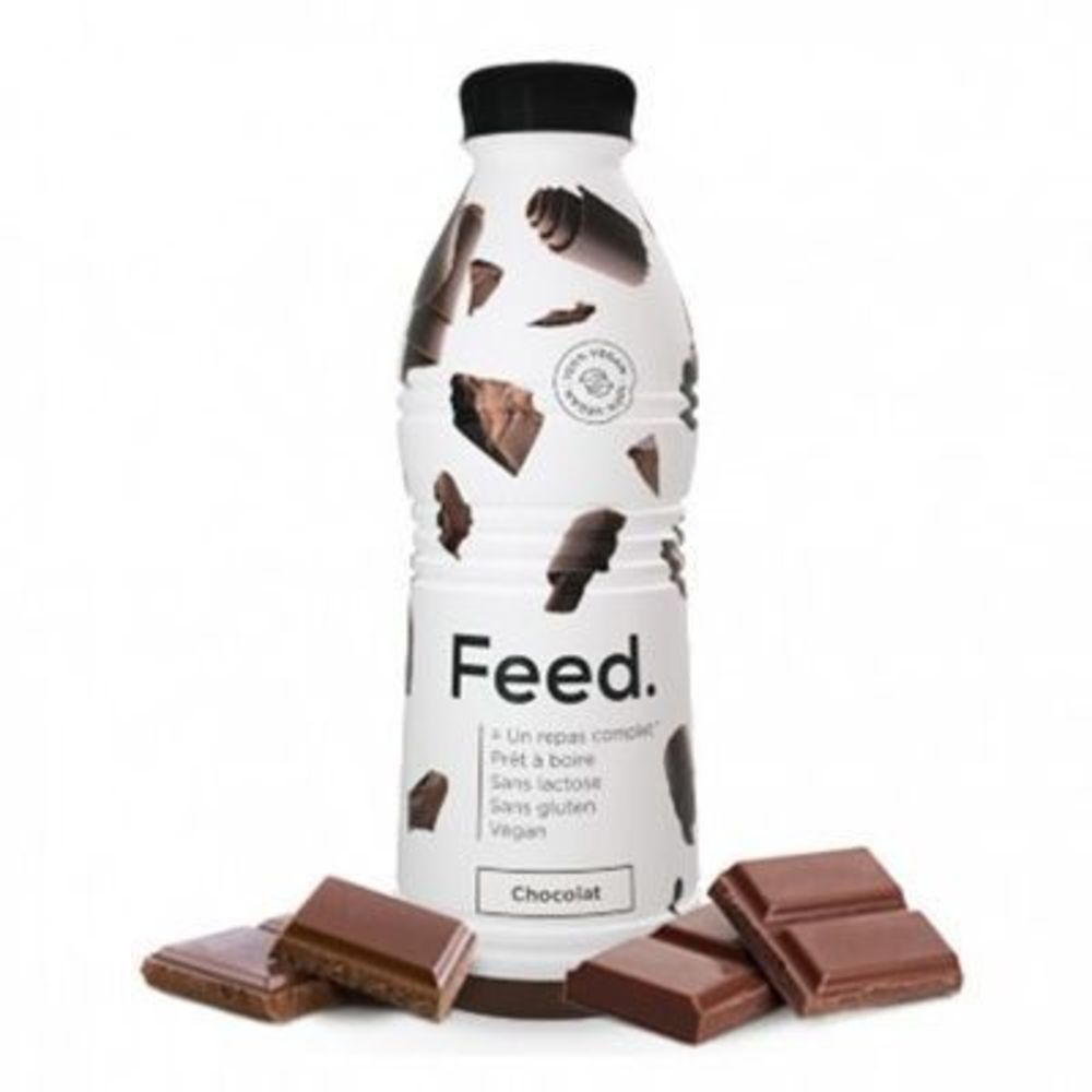 Feed boisson repas complet chocolat 650kcal 750ml - feed -222092