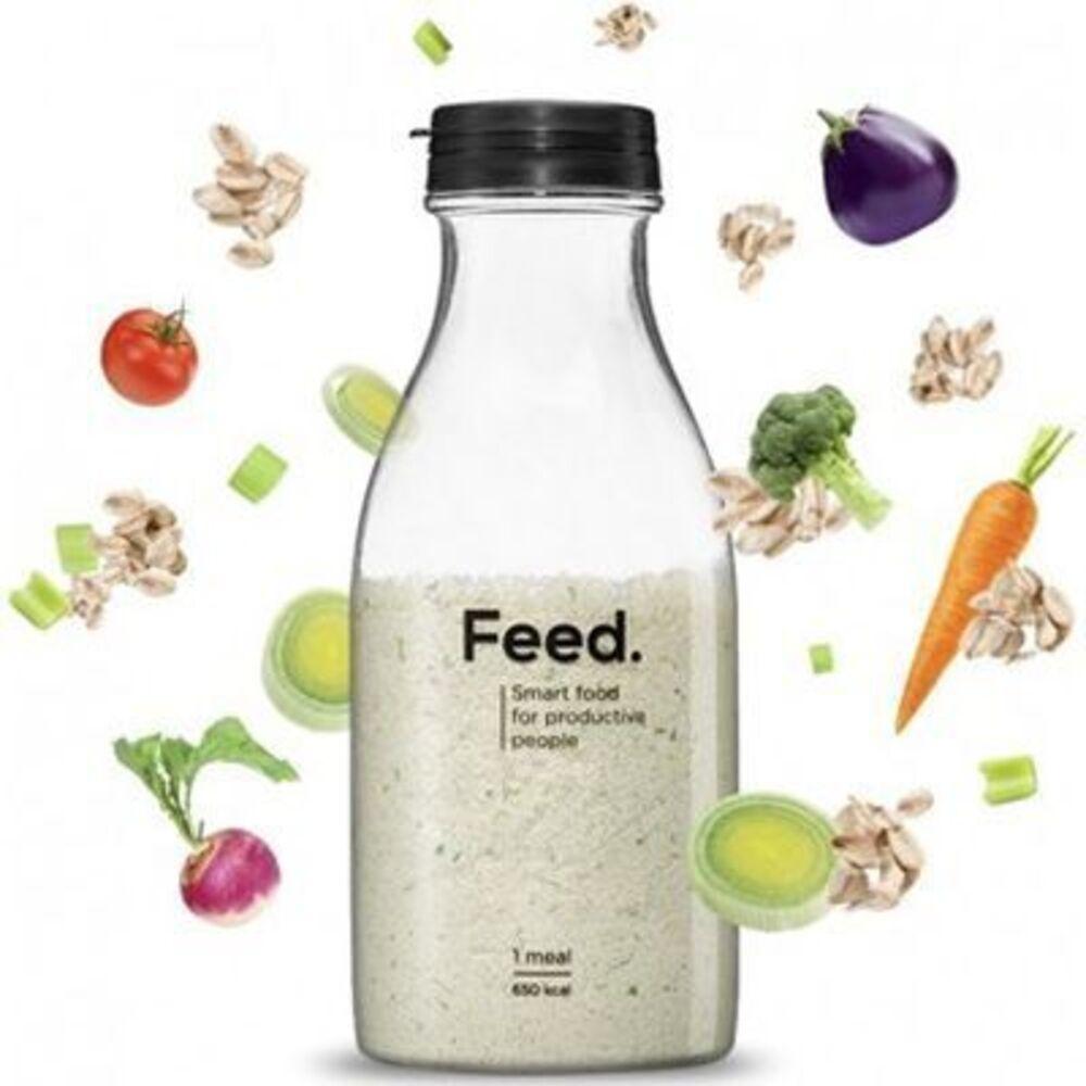 Feed boisson repas complet légumes du jardin 652kcal 150g - feed -222082