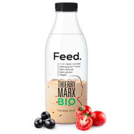 Feed boisson repas complet thierry marx bio tomates olives 619kcal - feed -222410