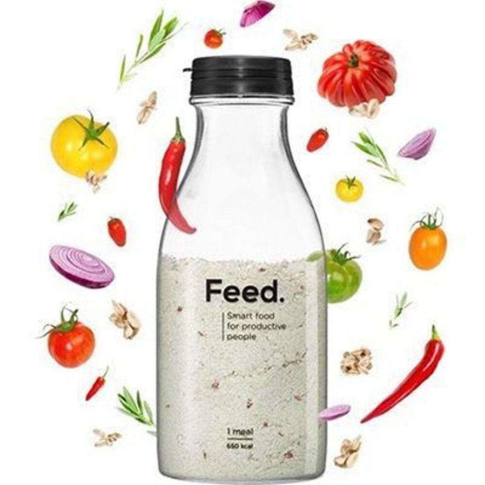 Feed boisson repas complet tomates à la provençale 650kcal 150g - feed -222083