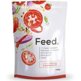 Feed poudre 5 repas complets tomates à la provençale 650kcal 750g - feed -222414