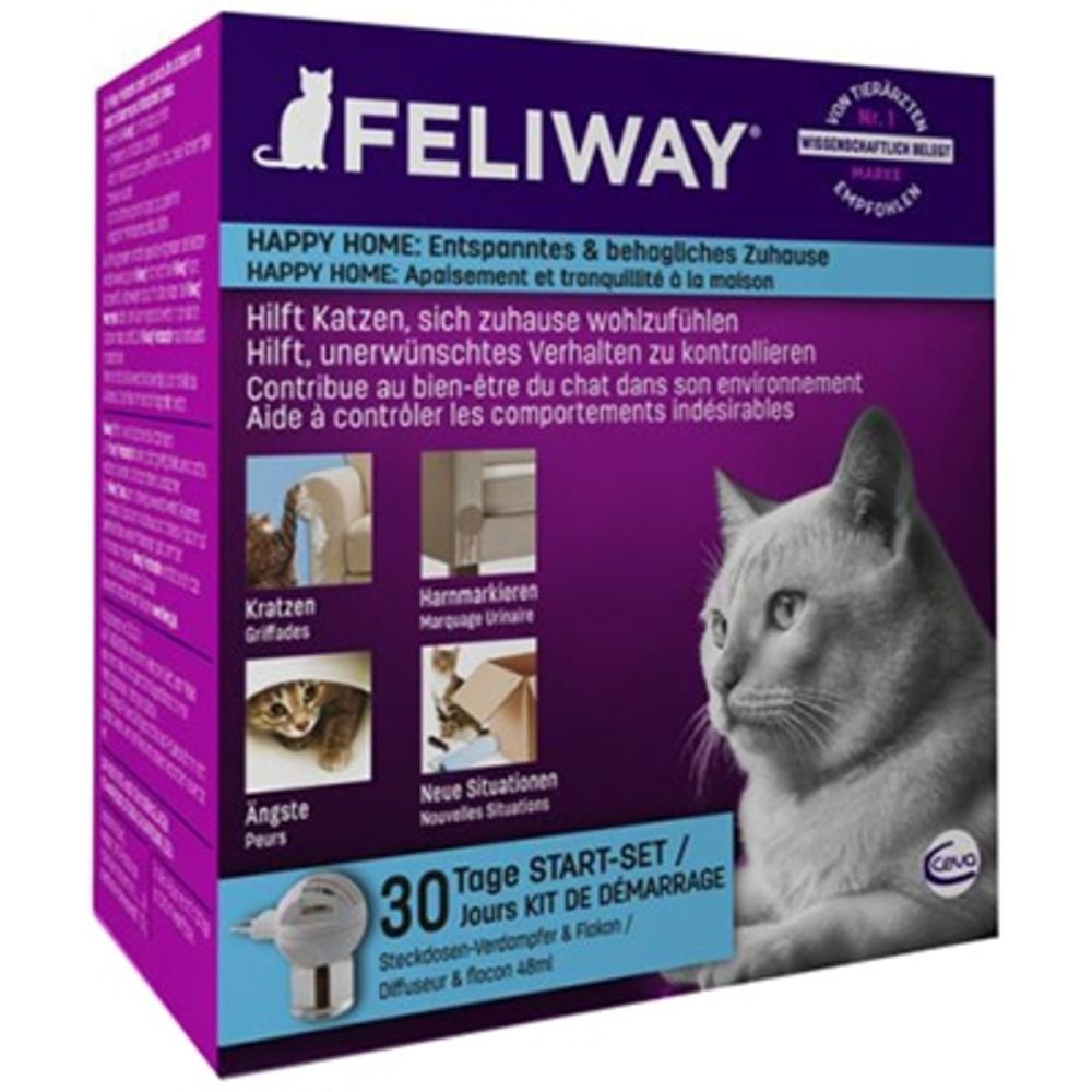 FELIWAY Diffuseur + Recharge de 30 jours 48ml - Feliway -206034