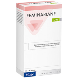 Feminabiane spm 80 gélules - pileje -225327