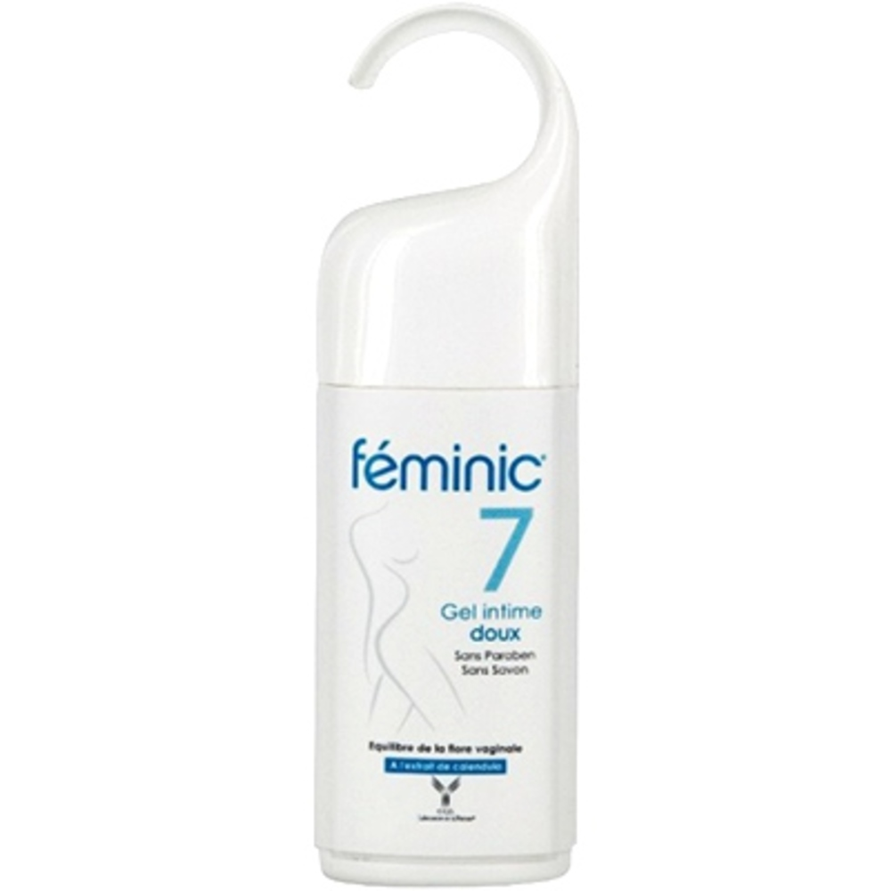 Feminic 7 toilette intime douce - 200 ml - 200.0 ml - laboratoire ccd Muqueuses génitales fragilisées-4694