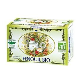Fenouil - 20.0 unites - tisanes simples bio - romon nature -16188