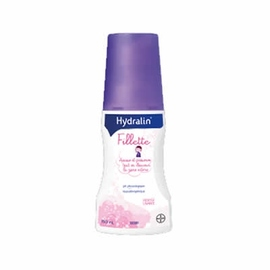 Fillette mousse lavante intime - 150ml - hydralin -205625