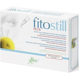 Fitostill plus 10 flacons unidoses - aboca -223207