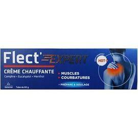 Flect'expert crème chauffante 60g - genevrier -223532