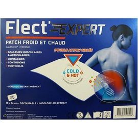 Flect'expert patch chaud froid x5 - genevrier -223533