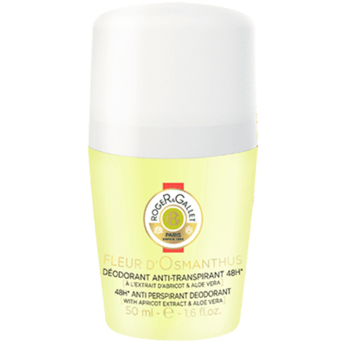 Fleur d'osmanthus déodorant roll-on 50ml Roger & gallet-219397
