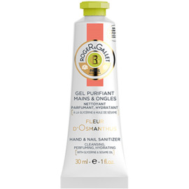 Fleur d'osmanthus gel purifiant mains & ongles 30ml - roger & gallet -220516
