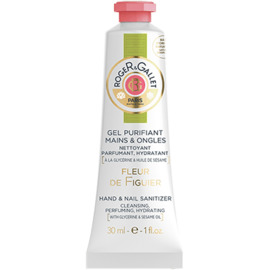 Fleur de figuier gel purifiant mains & ongles 30ml - roger & gallet -220514