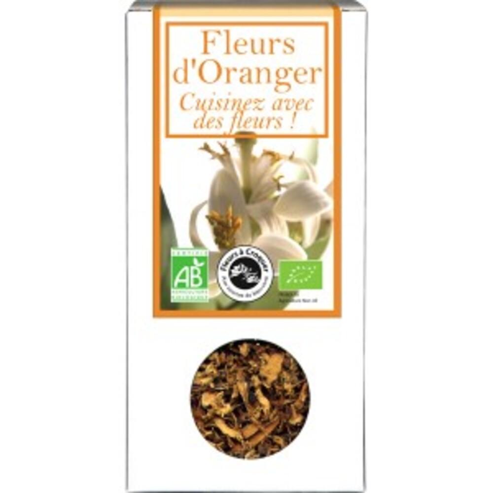 Fleurs d'oranger bio - boîte de 30 g - divers - florisens -135788