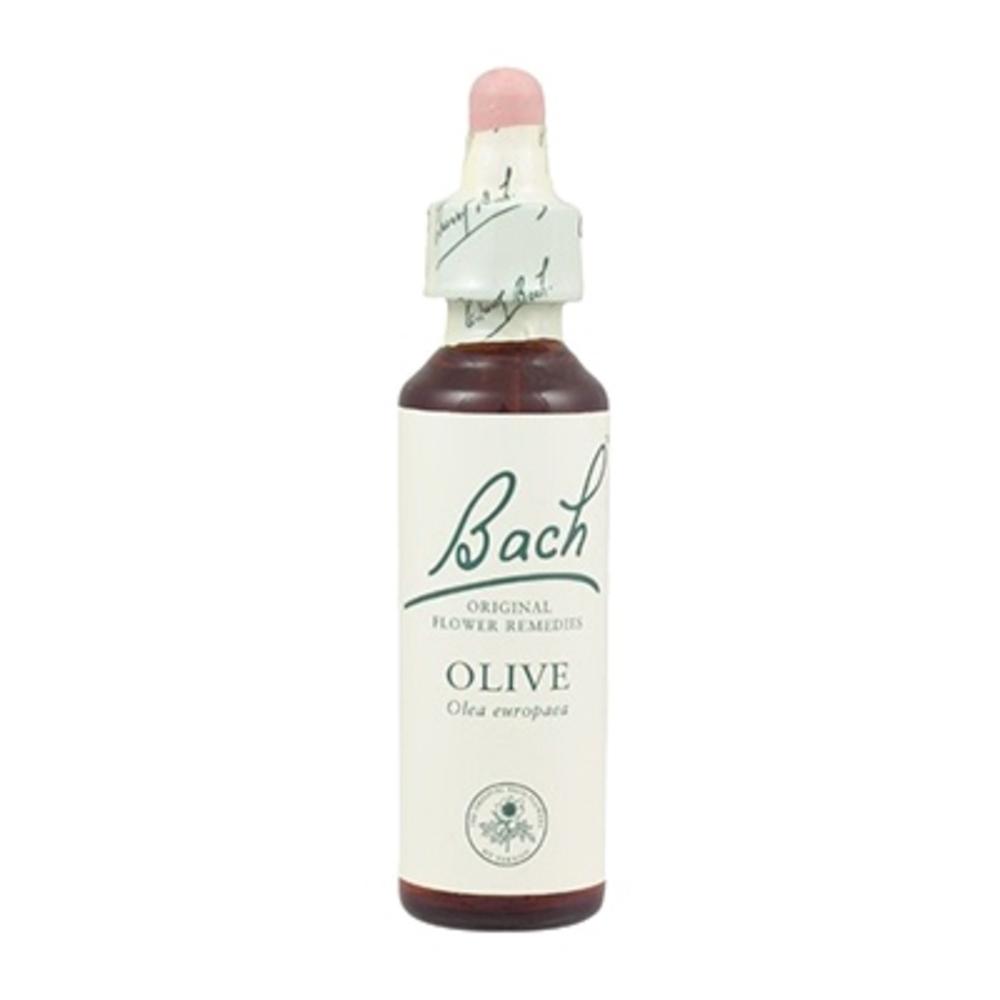 Fleurs de bach original olive 23 - 20.0 ml - bach original Sentiment de Manque d'intérêt - Dynamisme-8161