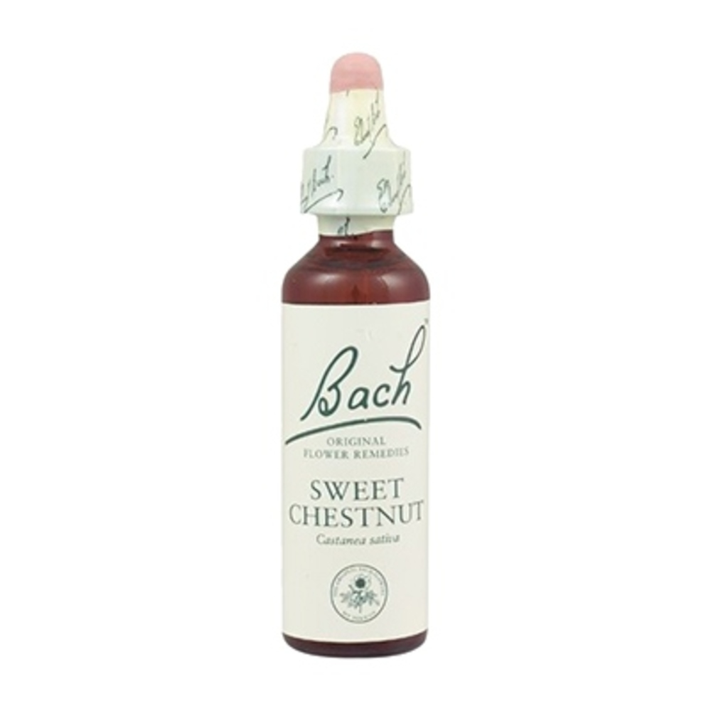 Fleurs de bach original sweet chestnut 30 - 20.0 ml - bach original Sentiment de Tristesse - Croyance-8138