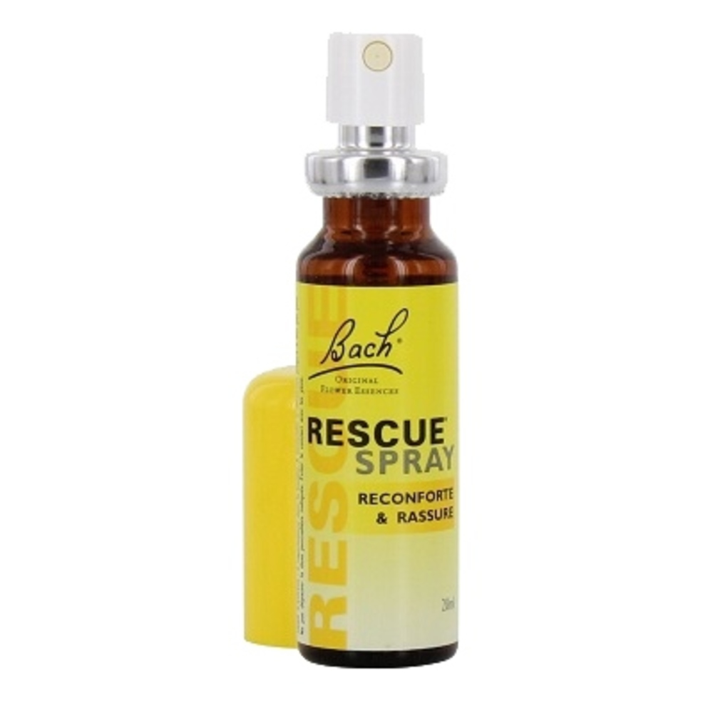 Fleurs de bach rescue spray 20 ml - 20.0 ml - bach original Spray 20ml Rescue®-9106