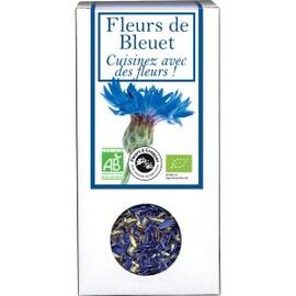 Fleurs de bleuet bio - boîte de 15 g - divers - florisens -135789