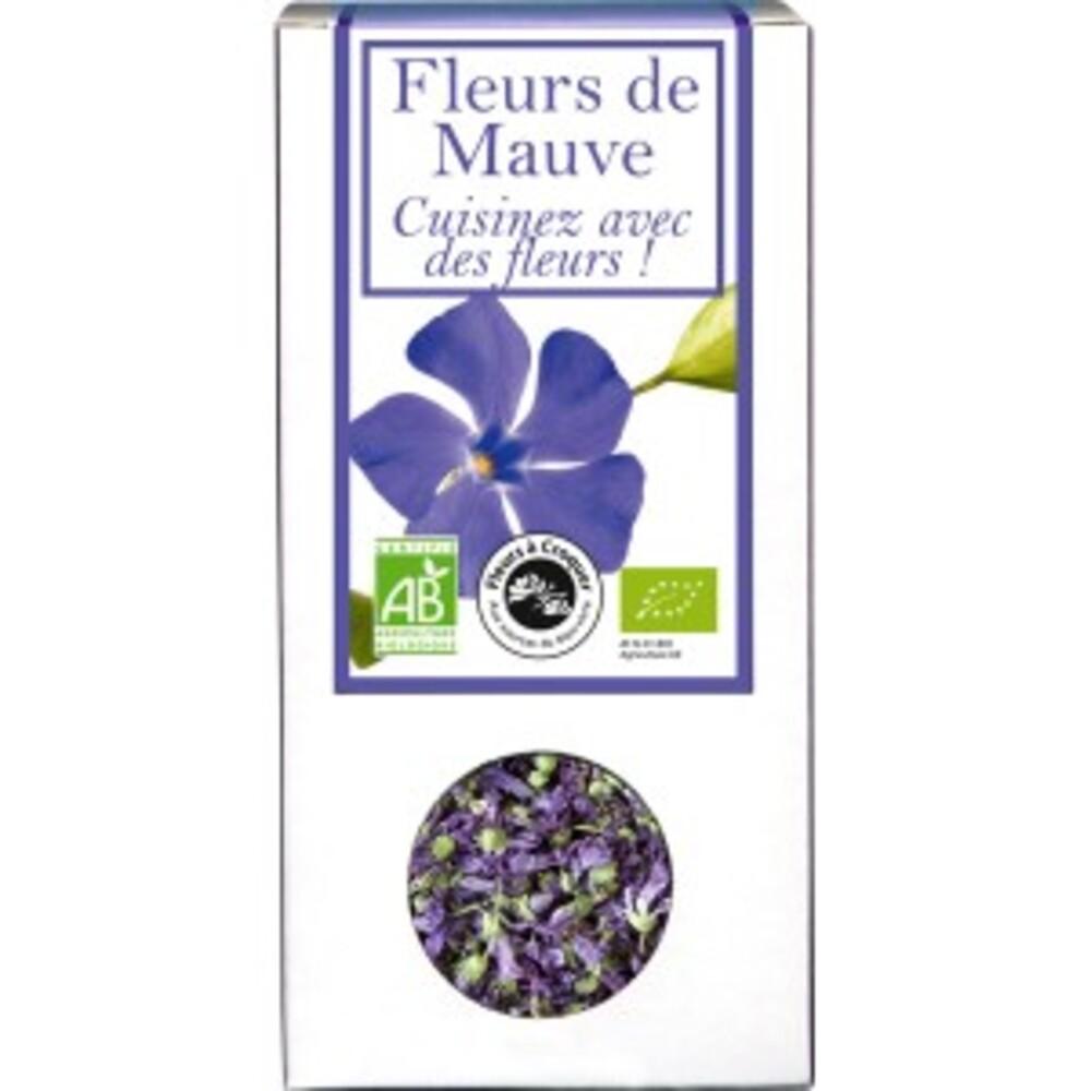 Fleurs de mauve bio - boîte 15 g - divers - florisens -135792
