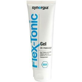 Flex tonic gel de massage 120ml - synergia -224419