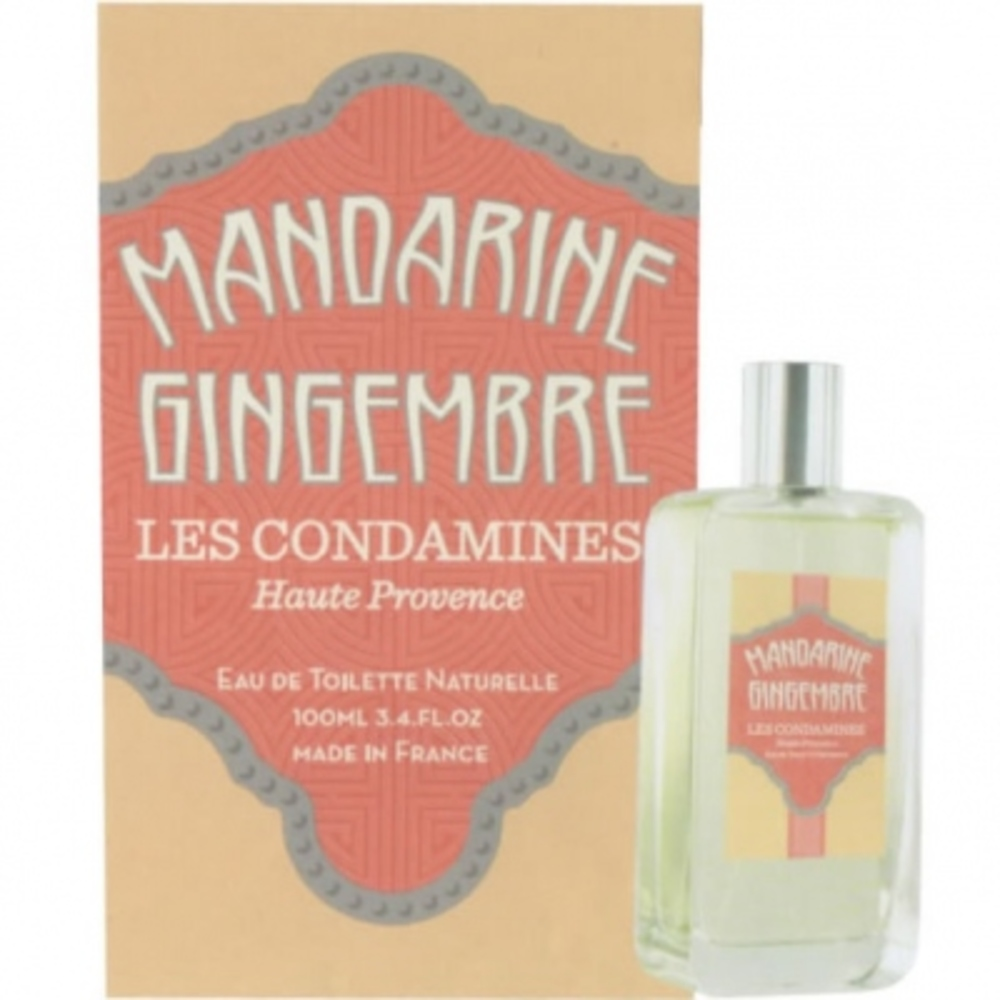 FLORAME Eau de Toilette Mandarine Gingembre - Florame -200951