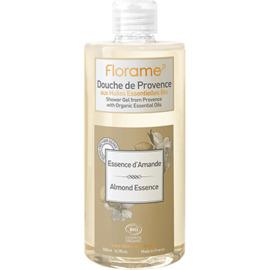 Florame gel douche de provence essence d'amande bio 500ml - florame -225648