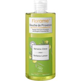 Florame gel douche de provence verveine citron bio 500ml - florame -225655