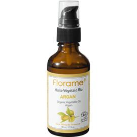 Florame huile végétale bio argan 50ml - divers - florame -142139