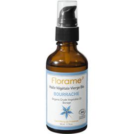 Florame huile végétale vierge bio bourrache 50ml - divers - florame -142138
