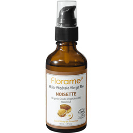 Florame huile végétale vierge bio noisette 50ml - divers - florame -142132