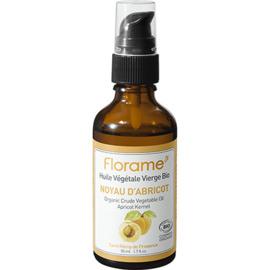 Florame huile végétale vierge bio noyau d'abricot 50ml - divers - florame -142131