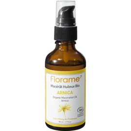 Florame macérât huileux bio arnica 50ml - florame -225666
