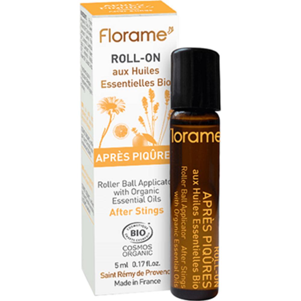 Florame roll-on après-piqûres bio 5ml - florame -225678