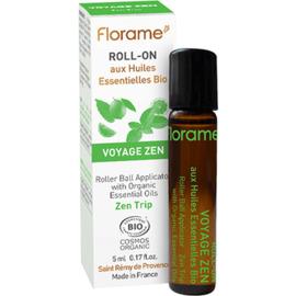Florame roll-on voyage zen bio 5ml - florame -225683