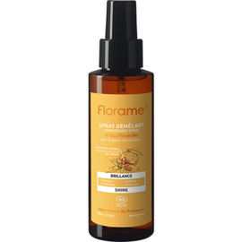 Florame spray démêlant brillance bio 100ml - florame -225694