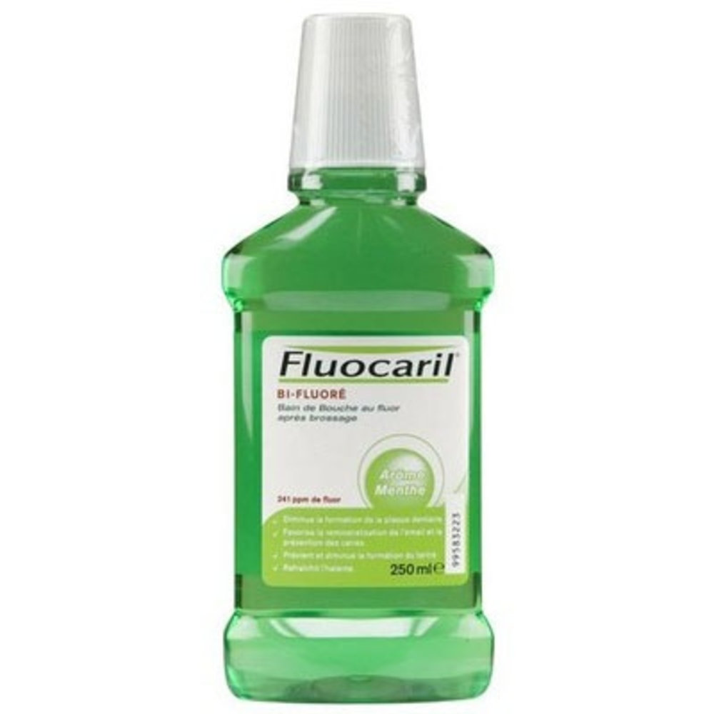 Fluocaril bain de bouche bi-fluoré - 250.0 ml - fluocaril -145212