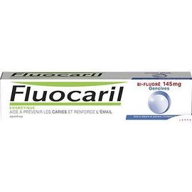 Fluocaril bi-fluoré 145mg gencives 75ml - fluocaril -222737