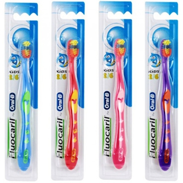 Fluocaril kids brosse à dents 2-6ans Fluocaril-145308