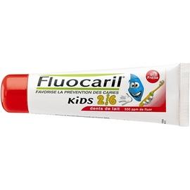 Fluocaril kids dentifrice fraise - 50.0 ml - fluocaril -144242