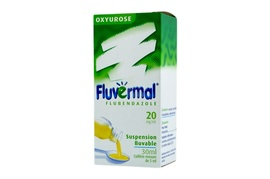 Fluvermal 20mg/ml - 30.0 ml - johnson & johnson -192298