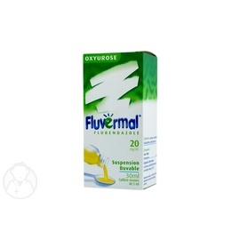 FLUVERMAL 20mg/ml - 30ml - 30.0 ML - JOHNSON & JOHNSON -192298